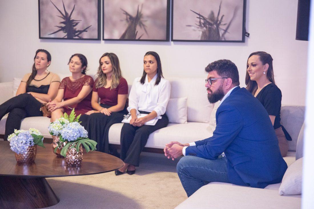 Encontro de fornecedores do site Casamentos e Casas - Junho/2018