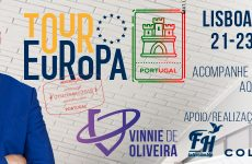 Tour Europa 2018 - Lisboa