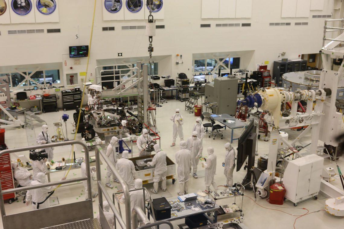 Nasa prepara missão para Marte em 2020